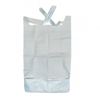 Babete em Papel com bolsa
