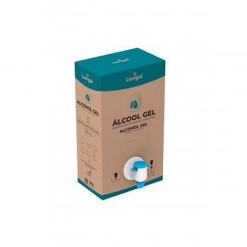 Álcool Gel 1 litro