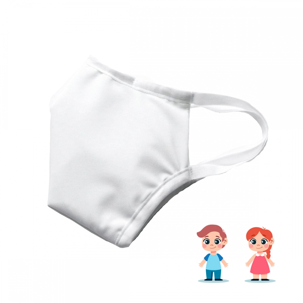 Máscara Social Reutilizável Criança - Nível 3 - 25 lavagens (Pack 2 unidades)